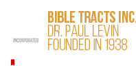 Bible Tracts Inc. Logo